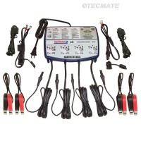 CHARGEUR DE BATTERIE OPTIMATE 3 TECMATE / 4 SORTIES-3807-0309 PRO