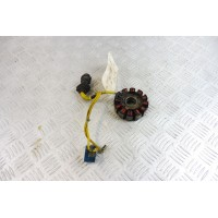 APRILIA 125 SPORTCITY STATOR ALLUMAGE ALTERNATEUR TYPE ZD4VB - 2004/2007