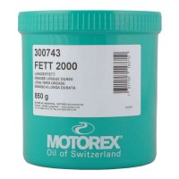 GRAISSE MOTO LONG TERM 2000 POT 850 G MOTOREX-551456