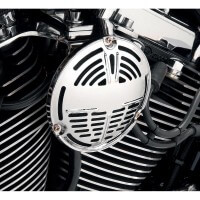 HARLEY DAVIDSON-KLAXON REPLICA chrome-DS-272123