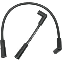 HARLEY DAVIDSON FXD / FXDWG-99/17- PAIRE ANTIPARASITES ET CABLES-2104-0146