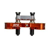 KTM SX / SXF-125-250-350-450-TES DE FOURCHE SCAR ORANGE-0509032