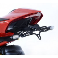DUCATI PANIGALE V4-2018- SUPPORT DE PLAQUE R&G-44505925