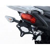 KAWASAKI 250-300 VERSYS X-17/18-SUPPORT DE PLAQUE R&G Racing-44505921