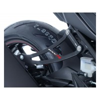 SUZUKI GSX-S750-17/18-SUPPORT ECHAPPEMENT R&G RACING- 444949