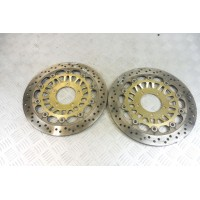 TRIUMPH 1050 SPRINT / ROCKET / 955 DAYTONA / SPEED TRIPLE DISQUES DE FREIN AVANT