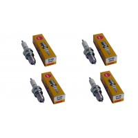 COMPATIBLE K100 RT / 1000 GTR-550 GPZ - LOT 4 BOUGIES NGK D8EA