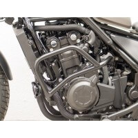 HONDA CMX 500 REBEL -17/18- ENSEMBLE PROTEGES CARTERS MOTEUR CHROME -7246SE