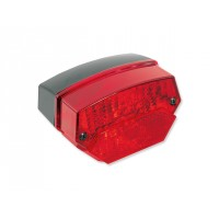 HONDA 50 CRE SIX- 01/06 - FEU ARRIERE ADAPTABLE ROUGE - 8206