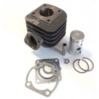 KYMCO 50 DINK / VITALITY / LIKE / PEOPLE / TOP BOY - KIT HAUT MOTEUR AIR CYLINDRE PISTON-059117
