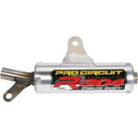 SUZUKI RM 85 -02/17 - SILENCIEUX ECHAPPEMENT 304 SHORTY PROCIRCUIT-SS89080-R