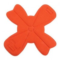 DOUBLURE DE CASQUE ORANGE - 2504-0447