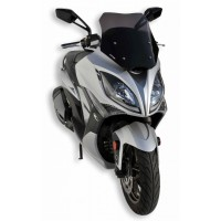 KYMCO 400 X-CITING -17/18- BULLE SPORT ERMAX NOIRE CLAIRE - 0341018