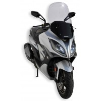 KYMCO 400 X-CITING -17/18- BULLE HAUTE ERMAX GRISE - 0141018