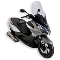 KYMCO SUPER DINK 125/300 i - 11/17 - BULLE HAUTE ERMAX GRISE - 0141P21