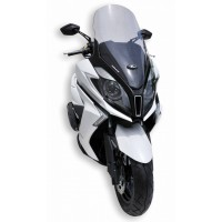 KYMCO DOWNTOWN 125i / 350i -15/17 - BULLE HAUTE ERMAX GRISE - 0141015