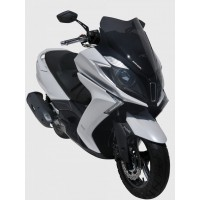KYMCO DOWNTOWN 125i / 350i -15/17 - BULLE SPORT ERMAX NOIRE CLAIRE- 0341015