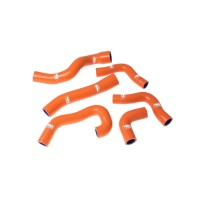 KTM RC8 1190 R-09/15-KIT DURITES DE RADIATEUR SAMCO-ORANGE-44076863