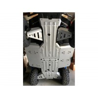 POLARIS 500-570 RANGER MIDE SIZE -15/18 - KIT SABOT DE PROTECTION COMPLETE - 447146