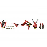 BETA RR 50 - 11/19 - KIT DÉCO BLACKBIRD Rockstar Energy- 2B05L