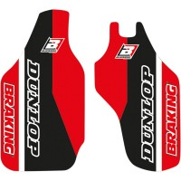 HONDA CRF 250 R / CRF 450 R - 09/18 - KIT DÉCO FOURCHE BLACKBIRD DREAM GRAPHIC 4 - 5136N