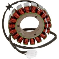 YAMAHA XVZ 1300 ROYAL STAR-99/12-XVZ 1300 MIDNIGTH-02/07-STATOR ALTERNATEUR-27852