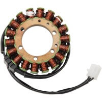 YAMAHA XVS 650 DRAGSTAR V-STAR CLASSIC CUSTOM-97/03-STATOR ALTERNATEUR -27650