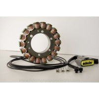 YAMAHA 900 TDM - 02/08 - STATOR ALTERNATEUR- 2111-0211