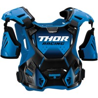 ENFANT PARE-PIERRE MOTO CROSS QUAD GUARDIAN THOR S / M BLEU -2701-0973