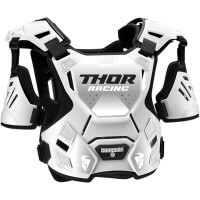 ENFANT PARE-PIERRE MOTO CROSS THOR GUARDIAN 2XS / XS BLANC - 2701-0966