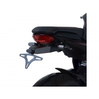 HONDA CBR 650 F / 650 CB F -19/20 - SUPPORT DE PLAQUE R&G Racing - LP0264BK