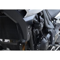 TRIUMPH 1050 TIGER SPORT -16/19 - PROTECTIONS TAMPONS R&G- CP0409BL