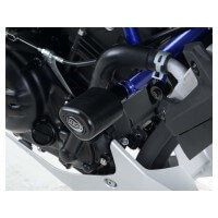 YAMAHA MT03 -16/19 - PROTECTIONS TAMPONS R&G- CP0406BL