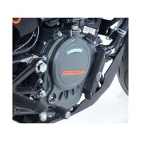 KTM 125 DUKE / RC 125 -17/19 - SLIDER CARTER PROTECTION DROIT - ECS0120BK