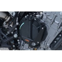 KTM 790 DUKE / L - SLIDER CARTER PROTECTION DROIT - ECS0129BK