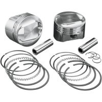 DUCATI 900 SS / 900 MONSTER - 90/00 - KIT PISTONS FORGE 92 mm - K901-D
