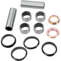 HONDA CR 125 R - 85/88 / CR 250 R - 85/87 - KIT ROULEMENTS BRAS OSCILLANT-28-1013