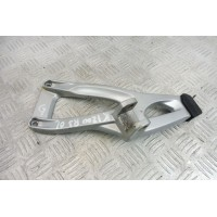 BMW K1200 RS/GT PLATINE REPOSE PIED ARRIERE GAUCHE TYPE WB105 - 1997/2005