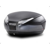 SHAD TOP CASE SH48 CARBONE