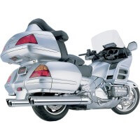 HONDA GL 1800 GOLDWING-01/11-PAIRE SILENCIEUX ECHAPPEMENTS COBRA-1811-2290