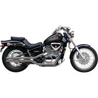 HONDA VT 600 SHADOW-88/07-SILENCIEUX ECHAPPEMENT FATTY COBRA-BLV1461