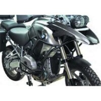 BMW R1200 GS-08/12-PROTECTIONS LATERALES ALUMINIUM NOIR-440784