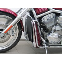 HARLEY DAVIDSON V-ROD-01/07 - NIGHT ROD-08/11- ENSEMBLE PROTEGES CARTERS MOTEUR-7151SE