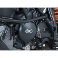 KTM 1050-1190 ADVENTURE / 1290 SUPER DUKE-COUVRE CARTER PROTECTION GAUCHE- ECC0155BK