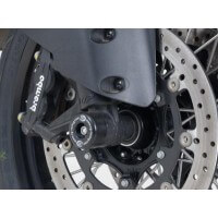 KTM 1190 ADVENTURE / 1290 SUPER DUKE R / GT-PROTECTIONS DE FOURCHE R&G RACING-FP0138BK