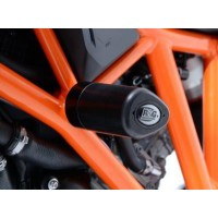 KTM 1290 SUPERDUKE R - 14/19 - PROTECTIONS TAMPONS R&G-CP0361BL