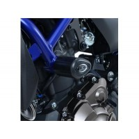 YAMAHA MT07 / XSR 700-14/19- PROTECTIONS TAMPONS R&G- CP0365BL