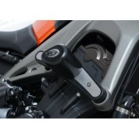 YAMAHA MT09 / TRACER-13/19 - PROTECTIONS TAMPONS R&G - CP0357BL