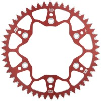 BETA RR - COURONNE ALU ROUGE 50 DENTS-1211-2100
