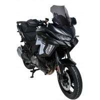 KAWASAKI 1000 VERSYS-19/20 - BULLE SPORT ERMAX NOIRE CLAIRE - 0303574